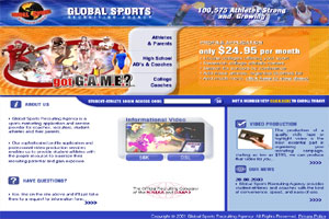Global Sport Recruiting Agency